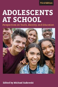 Cover Adolescents at School, Third Edition