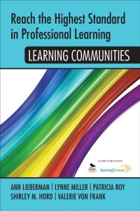 Cover Reach the Highest Standard in Professional Learning: Learning Communities