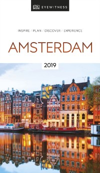 Cover DK Eyewitness Travel Guide Amsterdam