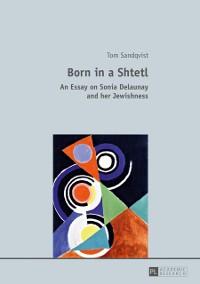Cover Born in a Shtetl