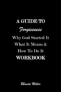 Cover A Guide To Forgiveness