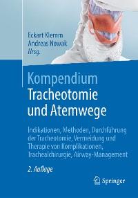 Cover Kompendium Tracheotomie und Atemwege