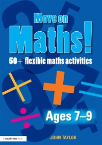 Cover Move On Maths! Ages 7-9
