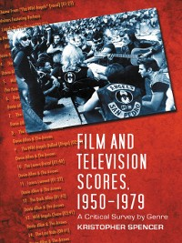 Cover Film and Television Scores, 1950-1979