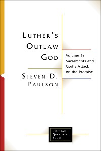 Cover Luther's Outlaw God
