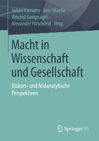 Cover Macht in Wissenschaft und Gesellschaft