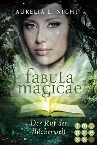 Cover Der Ruf der Bücherwelt