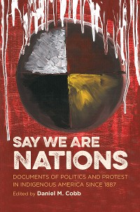 Cover Say We Are Nations