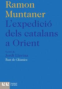 Cover L'expedició dels catalans a Orient