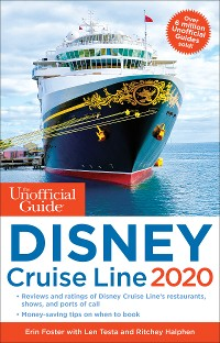 Cover The Unofficial Guide to the Disney Cruise Line 2020