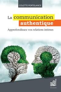 Cover La communication authentique