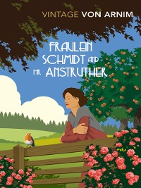 Cover Fraulein Schmidt and Mr Anstruther