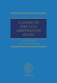Cover Guide to the LCIA Arbitration Rules