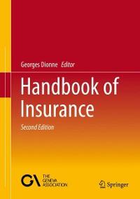 Cover Handbook of Insurance