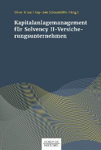 Cover Kapitalanlagenmanagement für Solvency-II-Versicherungsunternehmen