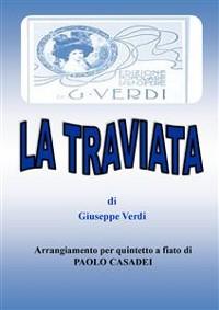 Cover Traviata. arrangiamento per quintetto a fiato