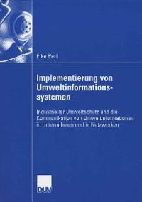 Cover Implementierung von Umweltinformationssystemen
