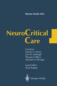 Cover Neurocritical Care
