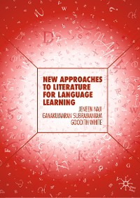 Cover New Approaches to Literature for Language Learning