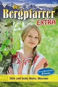 Cover Der Bergpfarrer Extra 5 – Heimatroman