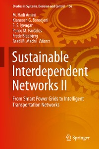 Cover Sustainable Interdependent Networks II