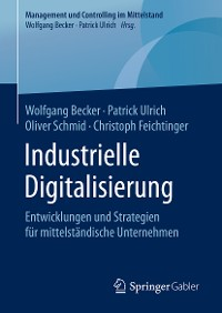 Cover Industrielle Digitalisierung