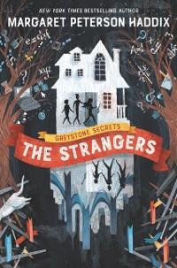 Cover Greystone Secrets #1: The Strangers