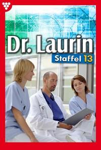 Cover Dr. Laurin Staffel 13 – Arztroman