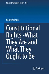 Cover Constitutional Rights -What They Are and What They Ought to Be
