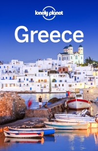 Cover Lonely Planet Greece