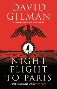 Cover Night Flight to Paris