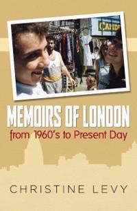 Cover Memoirs of London