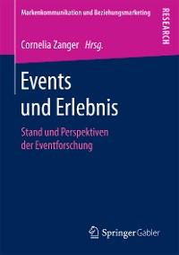 Cover Events und Erlebnis