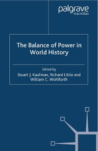 Cover Balance of Power in World History