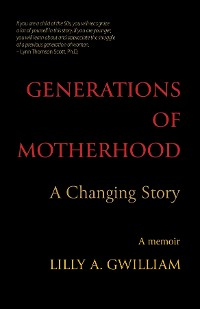 Cover Generations of Motherhood