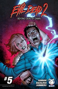 Cover Evil Dead 2: Beyond Dead by Dawn Chapter 5