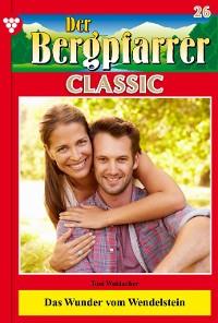 Cover Der Bergpfarrer Classic 26 – Heimatroman