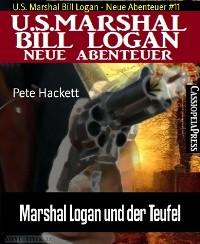 Cover Marshal Logan und der Teufel