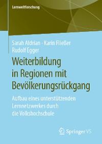 Cover Weiterbildung in Regionen mit Bevölkerungsrückgang
