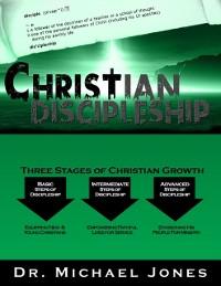 Cover Christian Discipleship Manual