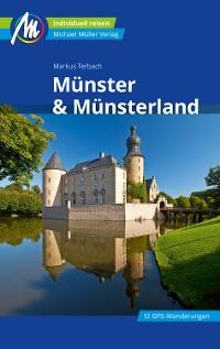 Cover Münster & Münsterland Reiseführer Michael Müller Verlag
