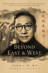 Cover Beyond East and West