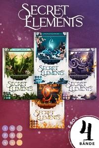 Cover Secret Elements: Alle 4 Bände der Reihe in einer E-Box!