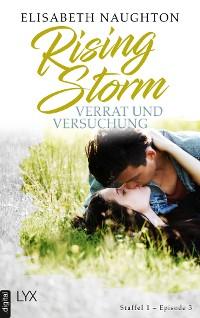 Cover Rising Storm - Verrat und Versuchung