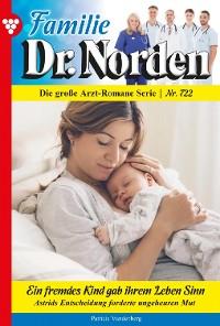Cover Familie Dr. Norden 722 – Arztroman