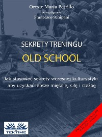 Cover Sekrety Treningu Old School