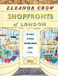 Cover Shopfronts of London