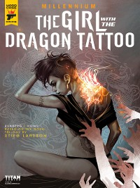 Cover Girl With the Dragon Tattoo, Issue 2