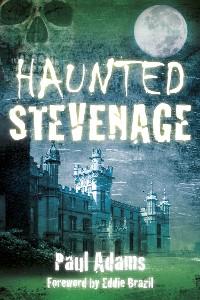 Cover Haunted Stevenage