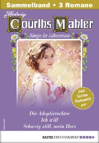 Cover Hedwig Courths-Mahler Collection 16 - Sammelband